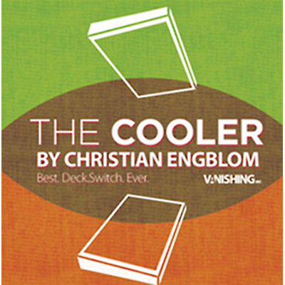 17df55af13d The Cooler DVD and Gimmick by Christian Engblom - Magic Tricks ...