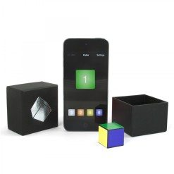 iCube by Hugo Shelley