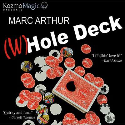 the Whole Deck Marc Arthur